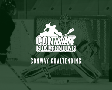 conway goaltending hockey podcast