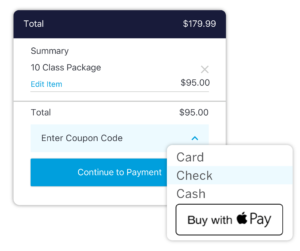 UP Payments with Apple Pay