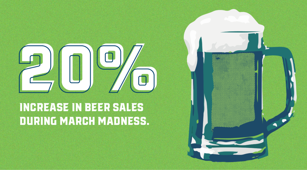 March Madness Stats - Beer