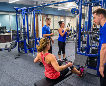 Sports and Fitness Staff Management