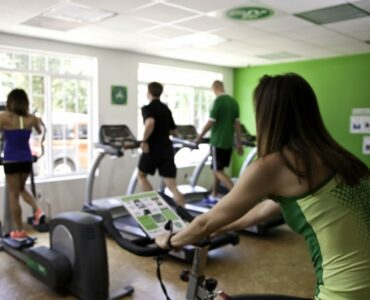Fitness Gym Sustainable