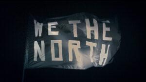Toronto Raptors We the North Flag