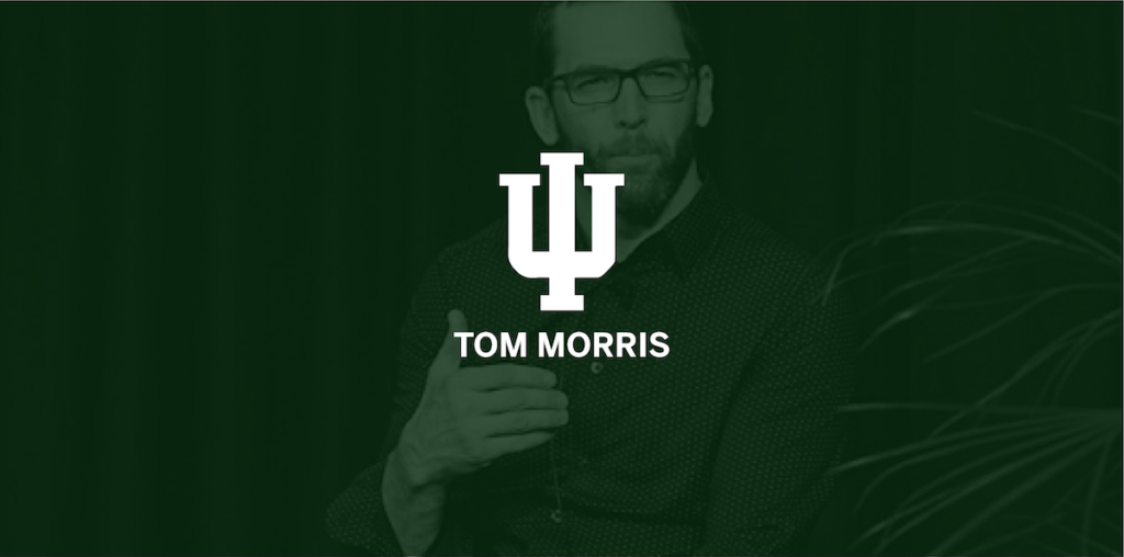 Podcast Ep. 50 | Tom Morris, IU Strength: Make Today Better than Yesterday