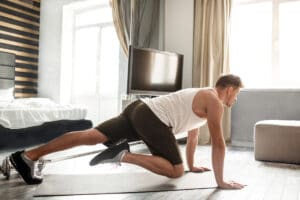 at home workout options during covid-19 quarantine
