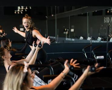boutique fitness studio experience - Fierce45 Littleton