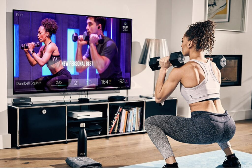 Fitness Home Workouts Peloton