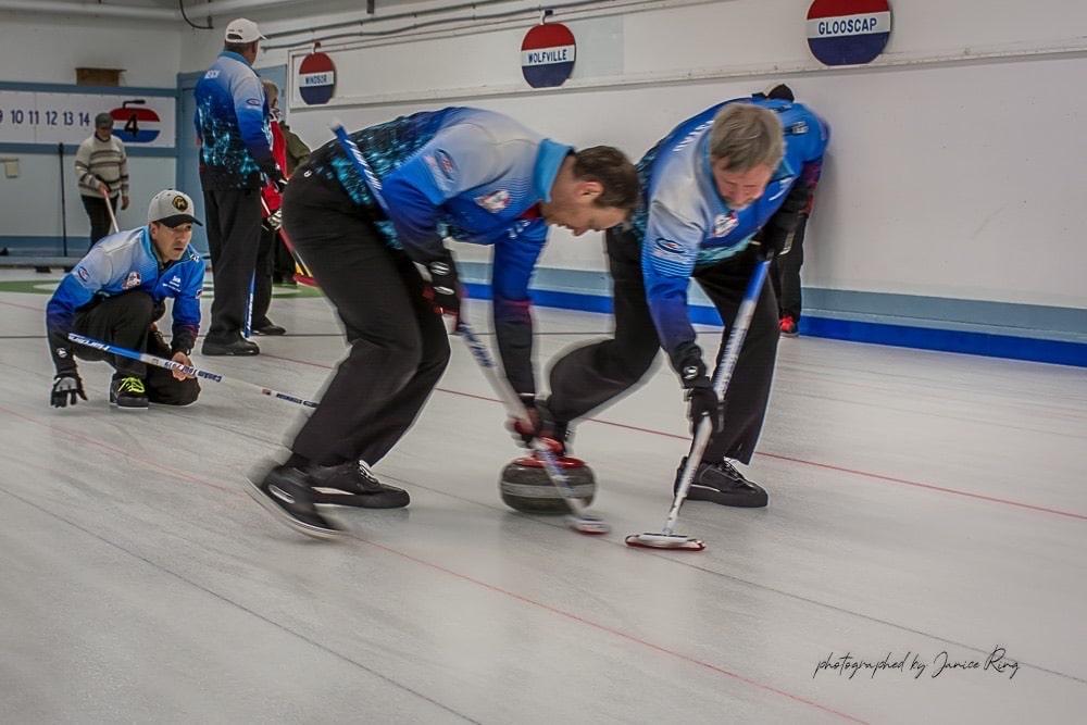 Rock Creek Curling Software