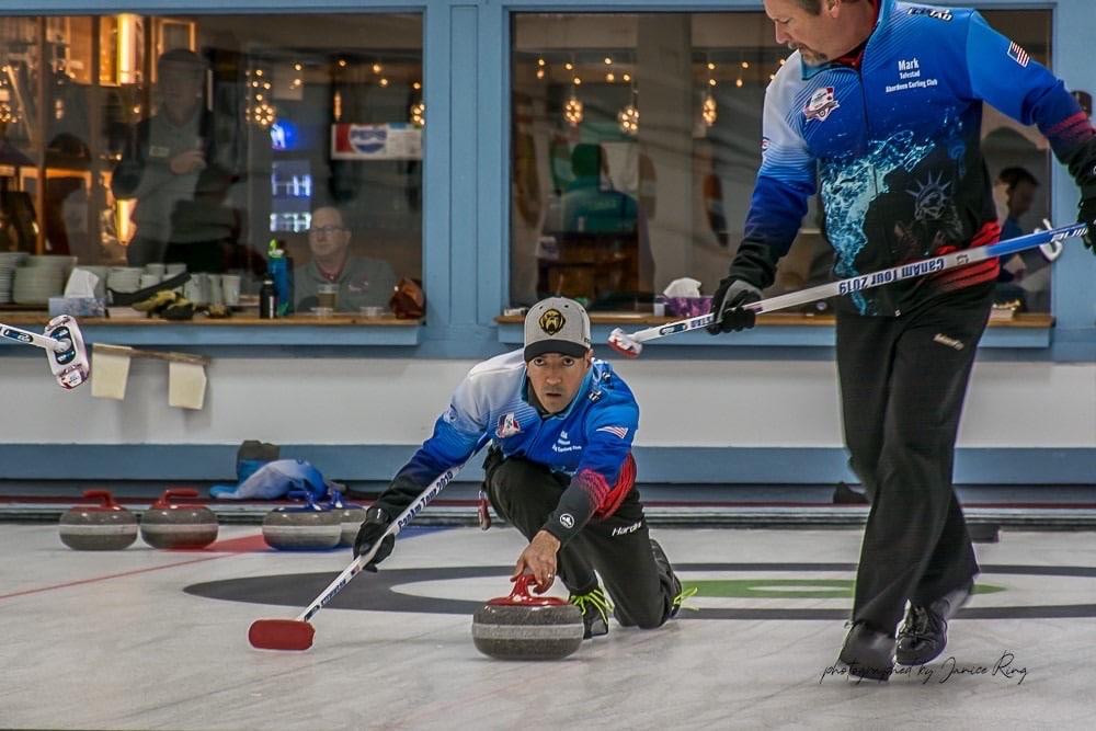 Curling Facility Software Rock Creek