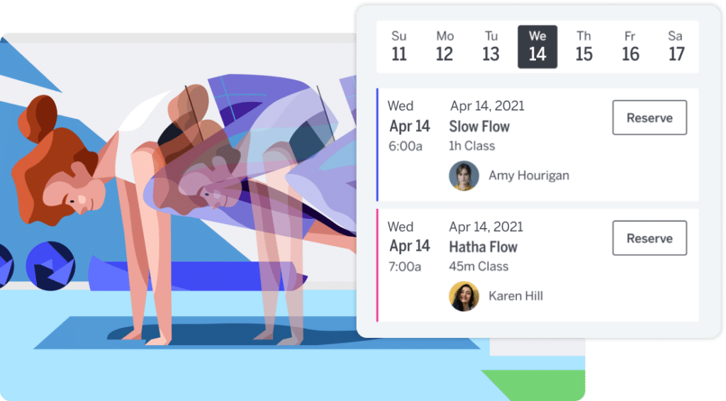 fitness membership software