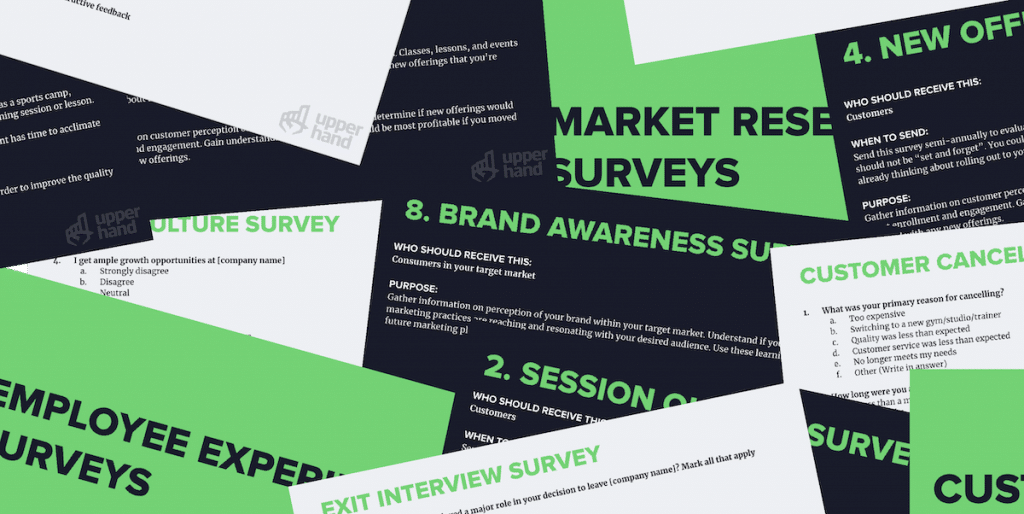 How to Grow and Retain Customers Using Marketing Surveys