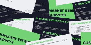 sports market research surveys