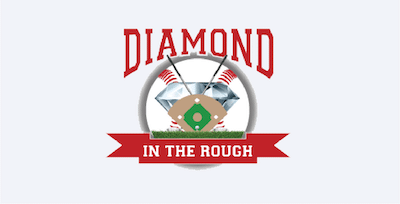 Diamond in the rough logo